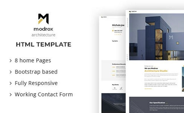 Lumina - Responsive Muse Template for Creatives & Agencies