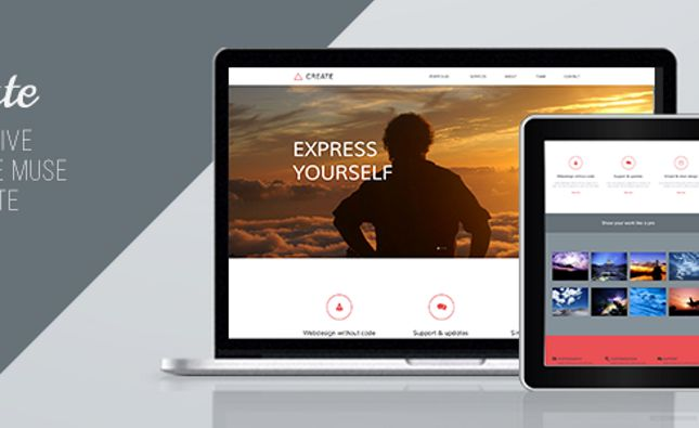 Devster - Simple Business Template
