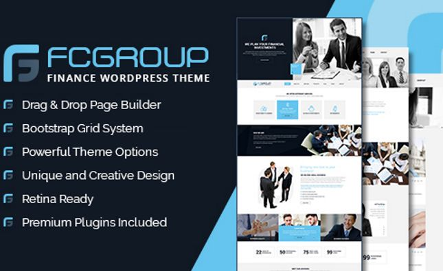 45 degrees - Architecture Studio PSD Template