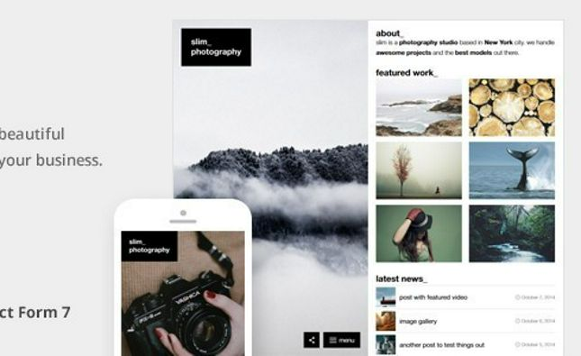 Aresivel - A Responsive Ghost Blog Theme