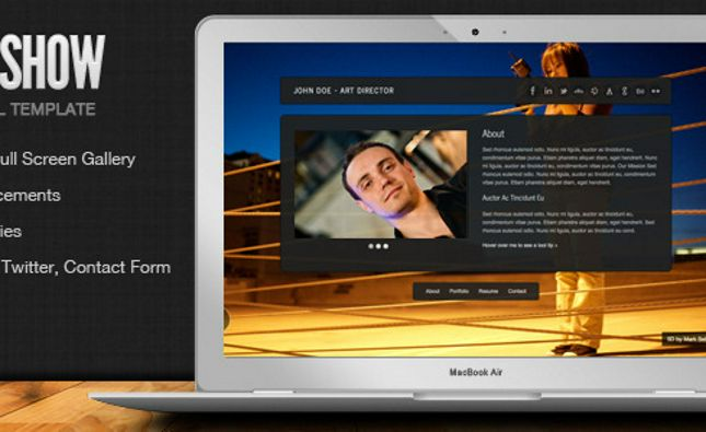 Fourteen - Responsive Landing Page Template