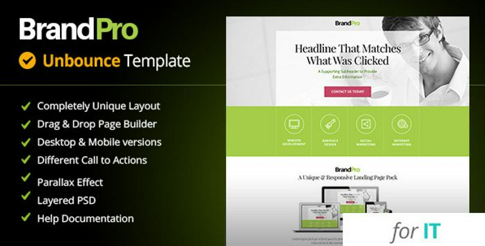Spark Multipurpose One Page Template