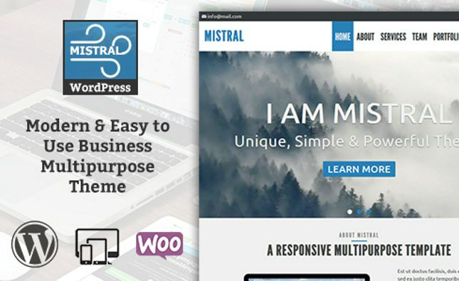 Koffie-Multi-purpose One Page PSD Template