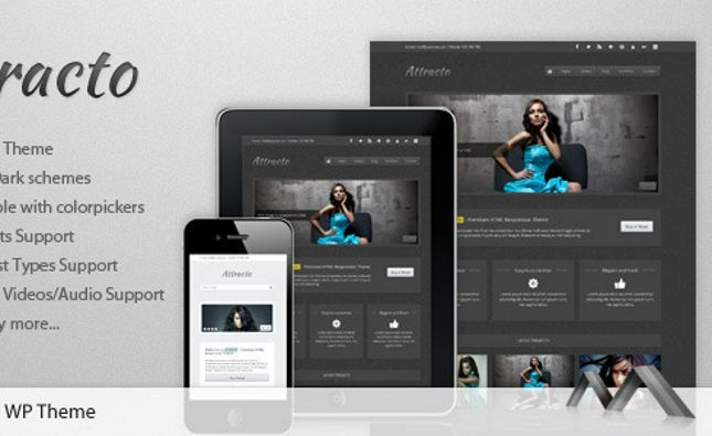 HermesPress - Magazine / Newspaper WordPress Theme
