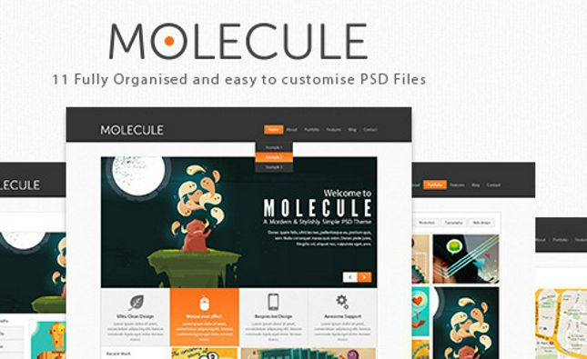 Cavity - Multipurpose Muse Template