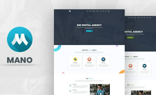 Bold - Responsive Blog Ghost Theme