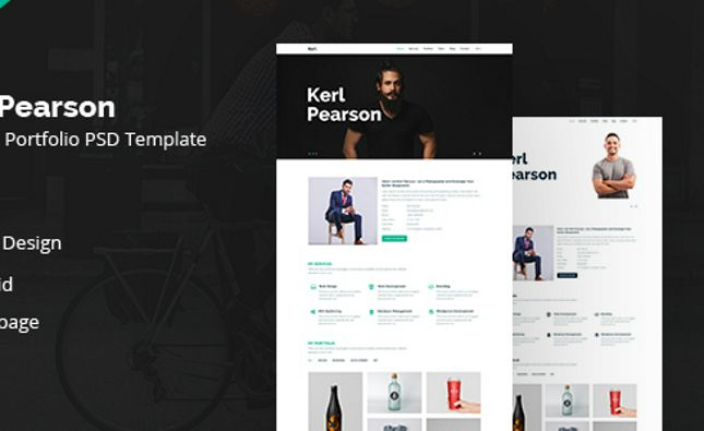Last40 Store - Ecommerce PSD Template