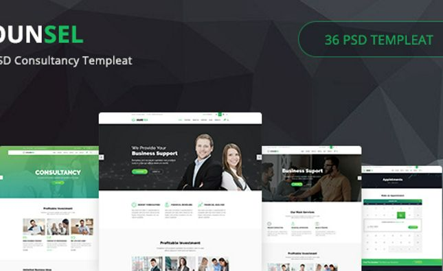 Kappe - Vertical Creative Full Screen Drupal 8 Theme