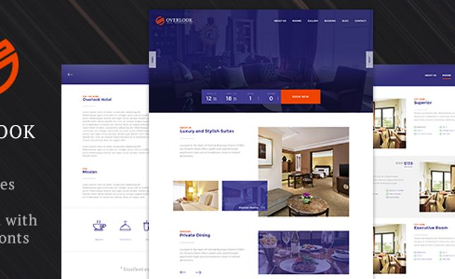 Eventcheck - Meeting, Conference & Event PSD template