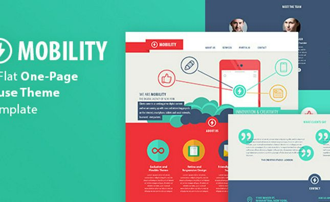 Exort - Responsive Multi-Purpose WordPress Theme