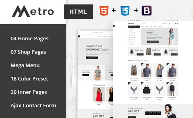 PROELECTRIC - Responsive HTML Template