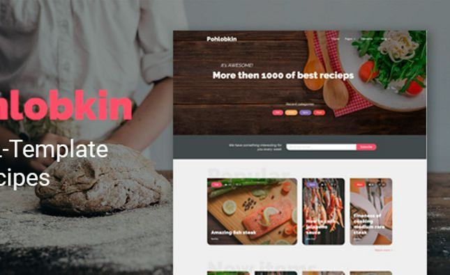 Hue - Creative Color and Mood Combination WordPress Theme