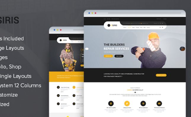 Sware SaaS & Software Landing HTML5 Page Template