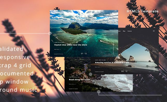 Bryte — Creative & Business WordPress Theme