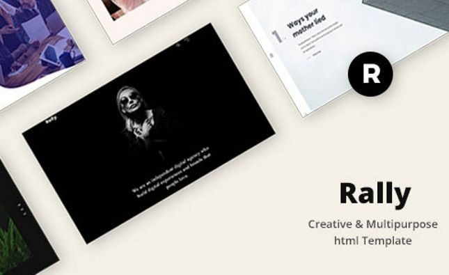 FullScreen Artist | Photography Theme