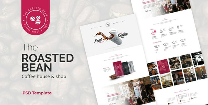 Work Hard One Page Muse Template