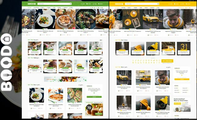 SarahMarket – HTML Template for Supermarket, Large store, Groceries, Aliexpress