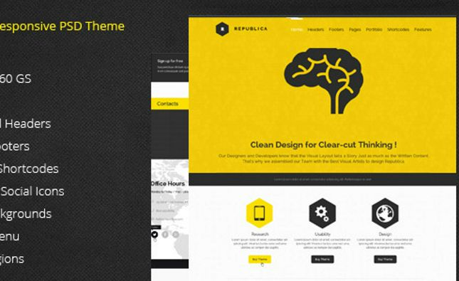 Cancer - Creative Portfolio WordPress Theme