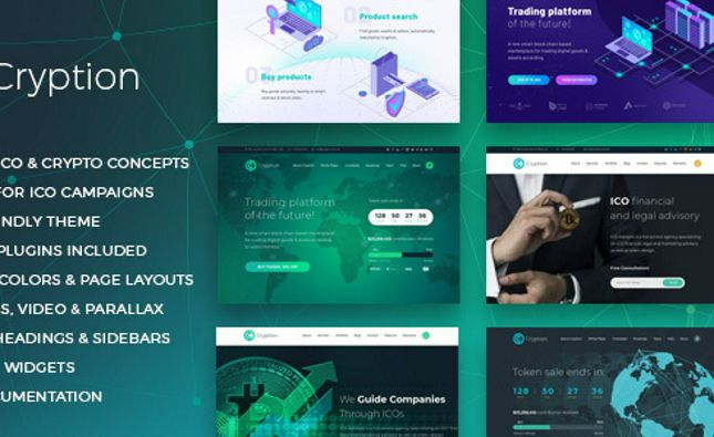 Creative Multi-purpose Muse Template