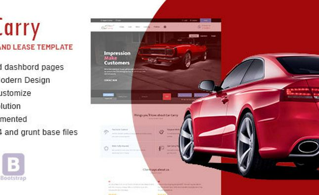 POSITION -  Marketing PSD Template