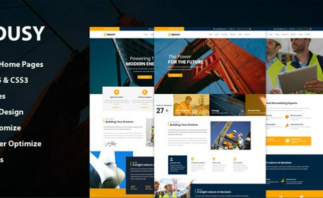 Spec Frontend Multipurpose Bootstrap Template