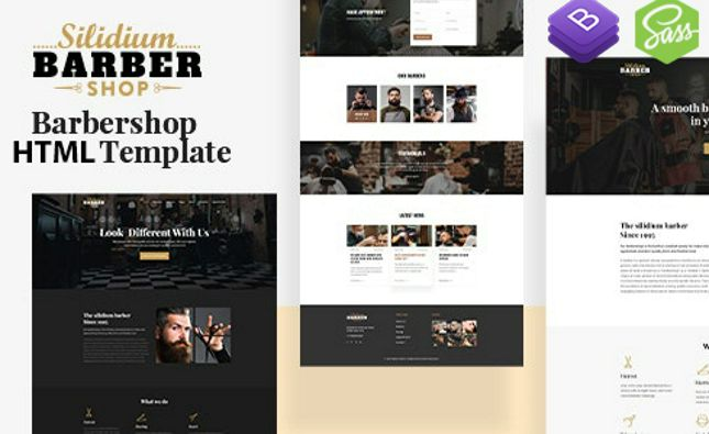 ANY — Creative Business HTML Template