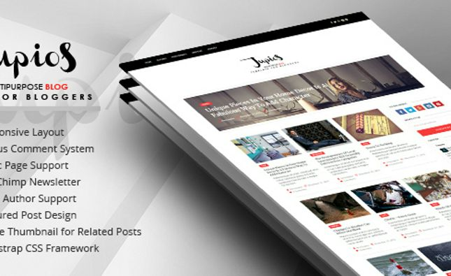 SweetSunday - Fully Responsive Creative HTML Template